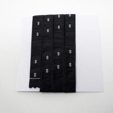 Woven Size Tabs